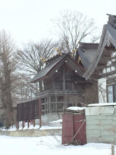 三皇熊野神社本殿