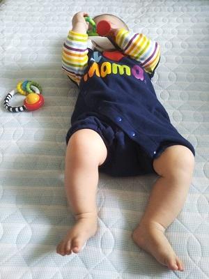 息子6か月