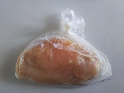 鶏ハム (3)