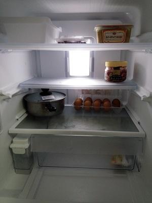 6月16日冷蔵室