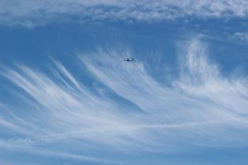 53, 2016-10-13 大阪空港 015 雲と青空 その41。 Clouds and blue sky 600×400
