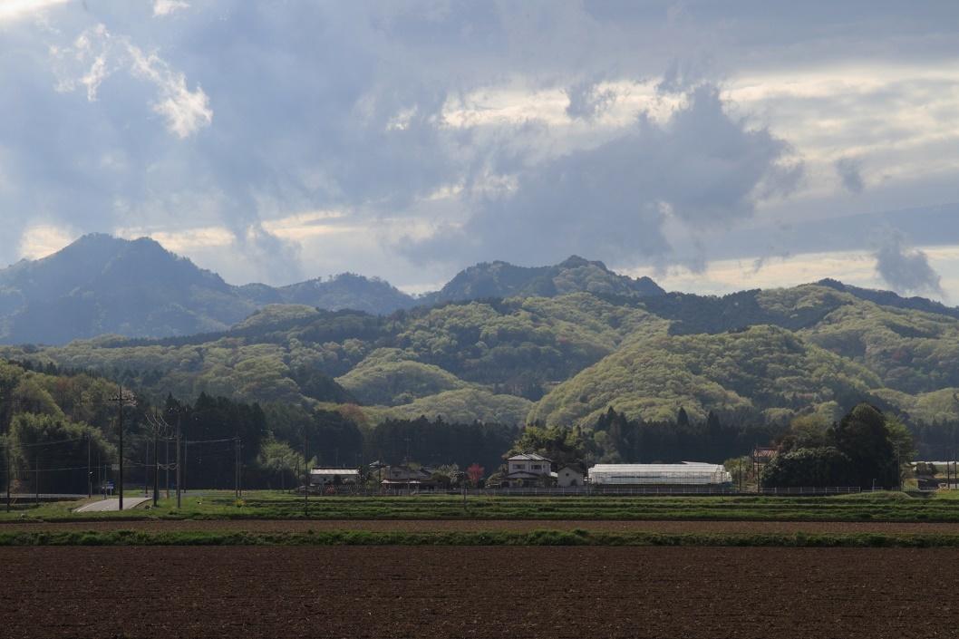 萌える山々18①