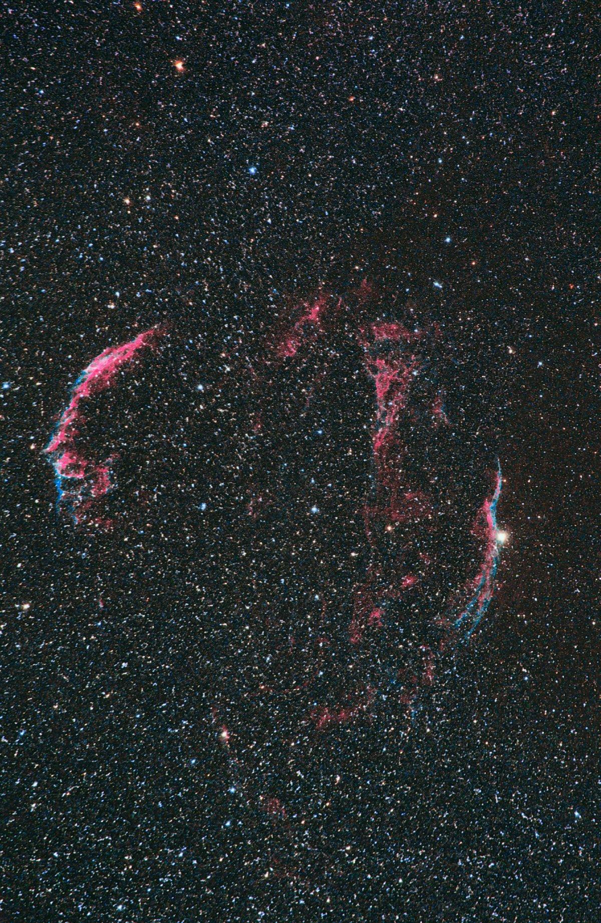 【星雲】網状星雲