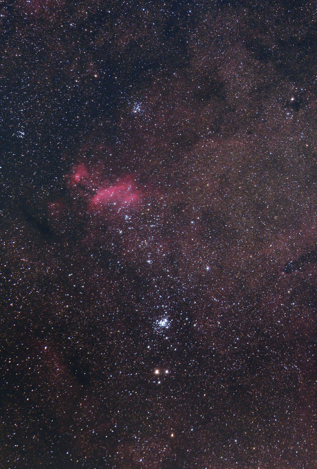 【星雲】IC4628 えび星雲(兄)