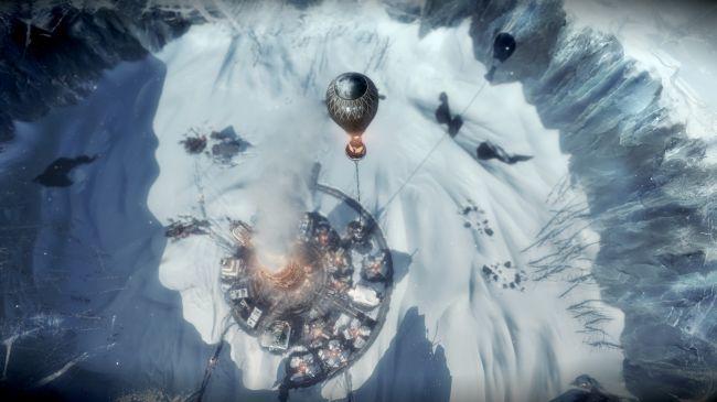 雪と氷に閉ざされた世界では限られた資源で乗り切れ攻略 都市運営PCゲーム『Frostpunk』感想レビュー日本語化はなし?