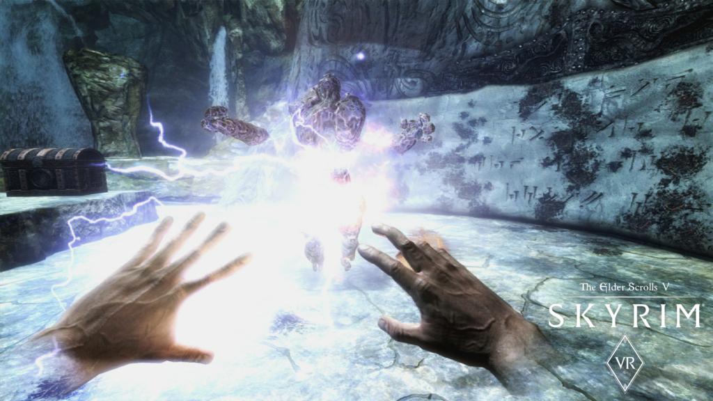 PC版Elder Scrolls V:Skyrim VRレビュー!ドラゴンボーンに私はなる!!(Rift、Vive、およびWindows VRヘッドセット用)