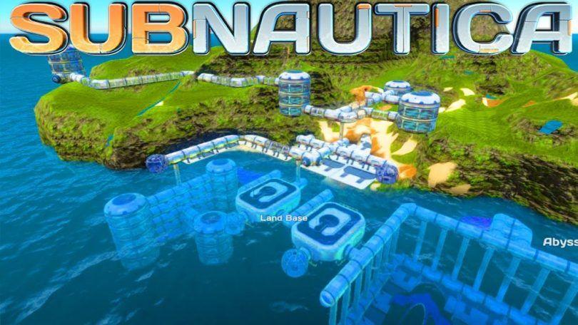 Subnautica(サブノーティカ)各バイオームの特徴と地図・マップ一覧!!生息生物と取得鉱物・植物