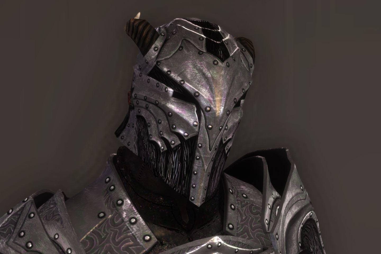 KynereeveArmorSSE 113-1 Pose He-Fr-M L Helmet 1
