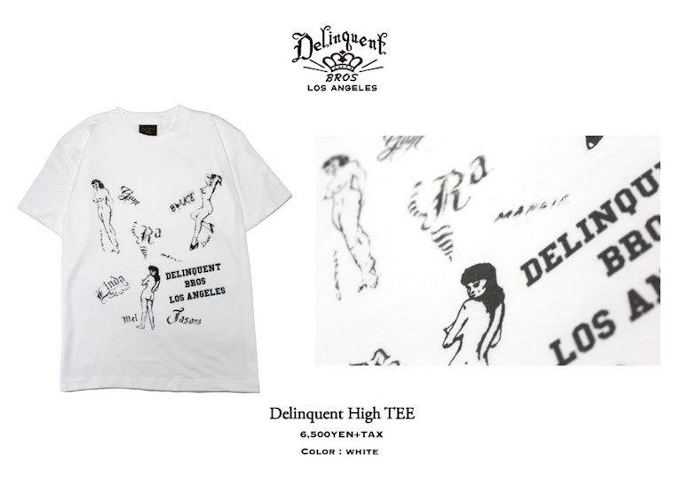 Delinquent Bros 6月spot1