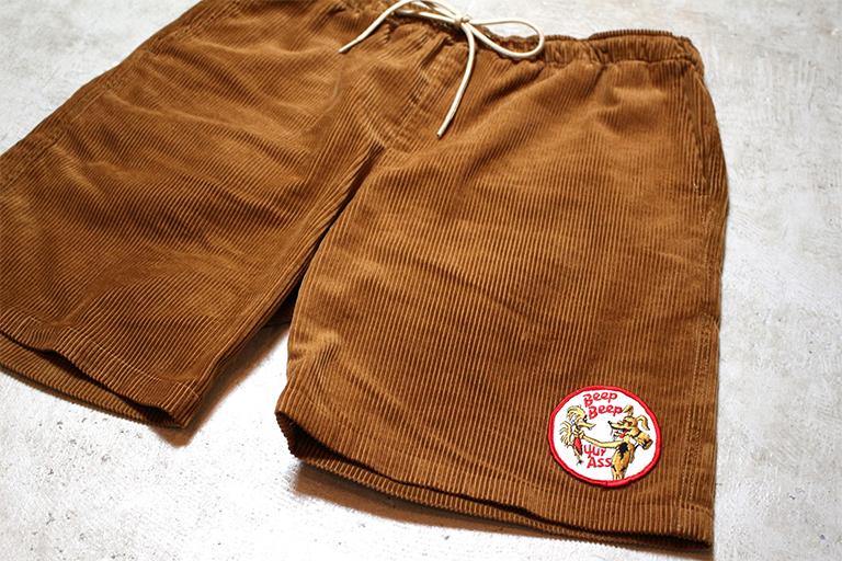SLINK Corduroy Shorts4