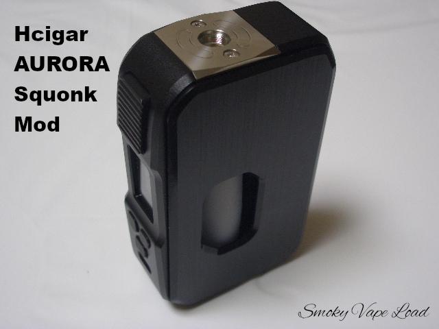 0 Hcigar AURORA Squonk Mod