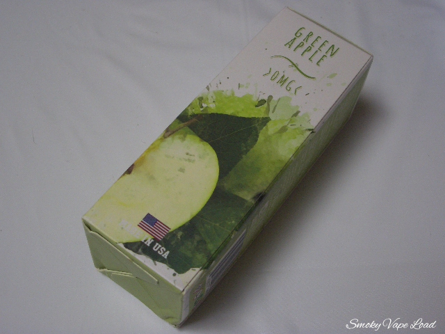 1 Skwezed E-liquid - GreenApple