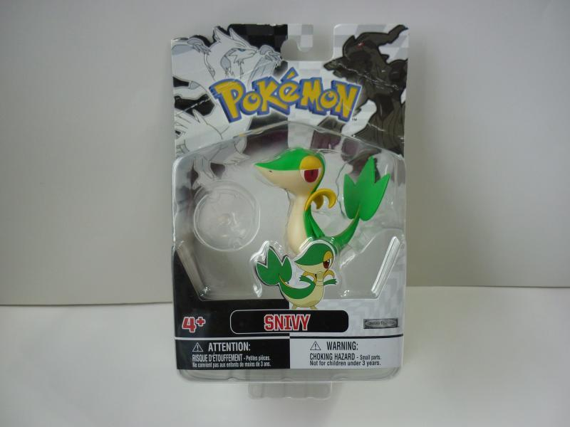 Pokemon Black & White Series 1 Basic Snivy Figure1
