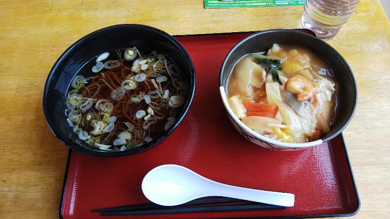 道の駅安達昼食2018