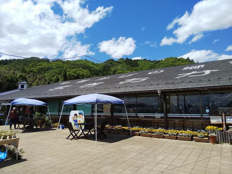 道の駅花かげの郷まきおか1805