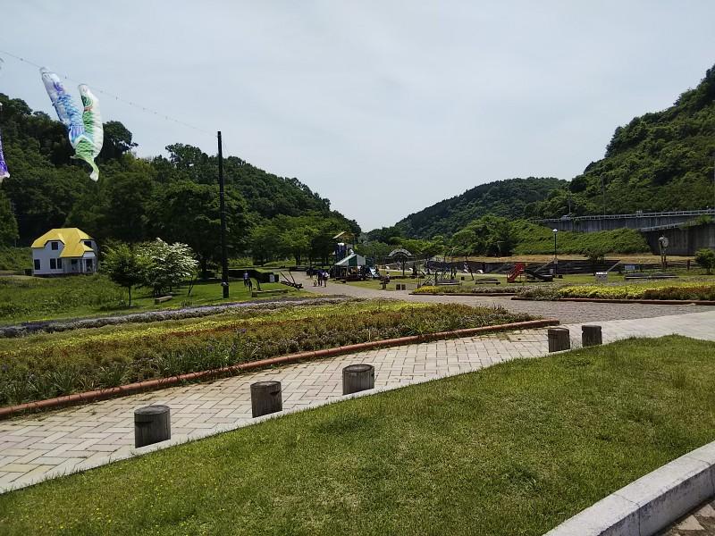 十石河川公園1805