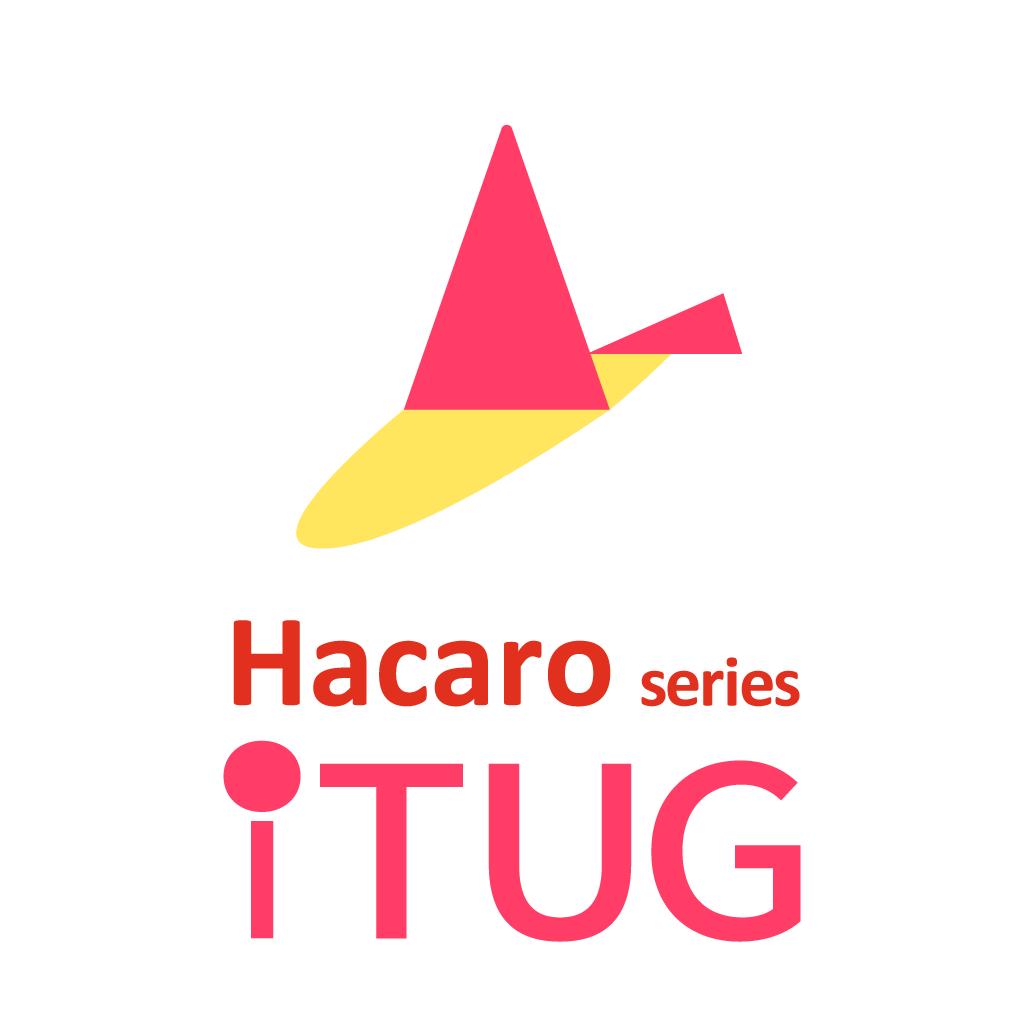 ハカロシリーズiTUG_ロゴ