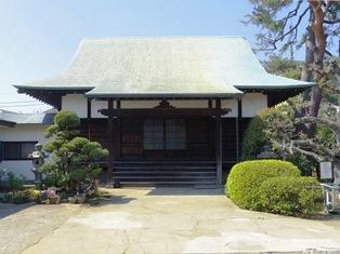 華徳院(杉並区松ノ木)