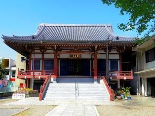 観音寺(荒川区荒川)