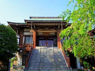 華蔵院(荒川区東尾久)