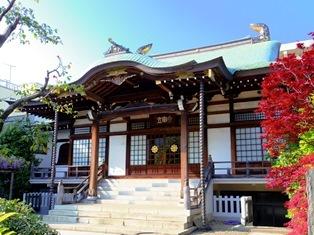 寶蔵院(荒川区西尾久)