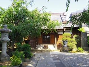 長円寺(足立区千住)