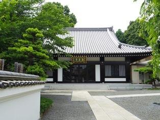 観音寺(品川区大崎)