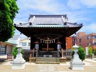白山神社(大田区東嶺町)