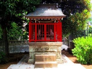 稲荷神社(大田区西嶺町)