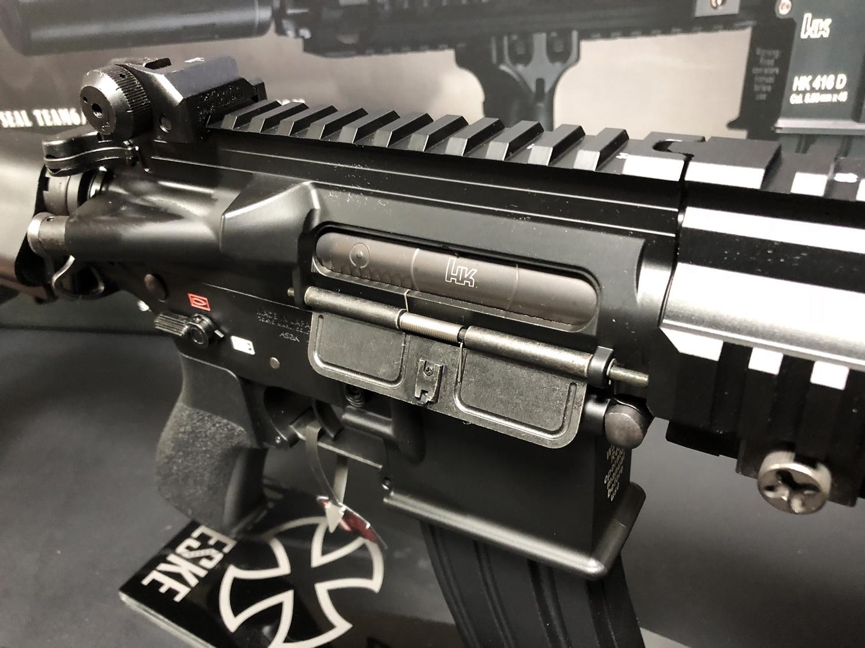 6 東京マルイ 次世代電動ガン HK416D DEVGRU デブグル アメリカ海軍特殊部隊 DEVGRU Seal Team6 新品 箱出し カスタム お勧めパーツ 取付 レビュー