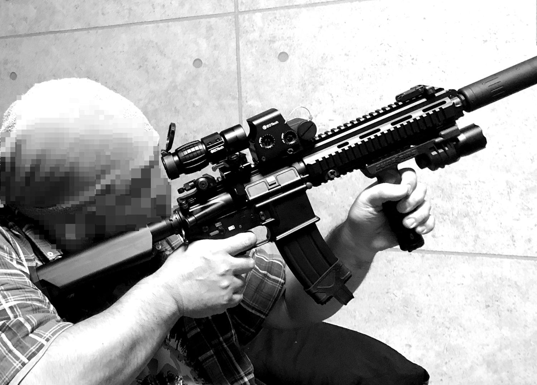34 東京マルイ 次世代電動ガン HK416D DEVGRU デブグル アメリカ海軍特殊部隊 DEVGRU Seal Team6 新品 箱出し カスタム お勧めパーツ 取付 レビュー