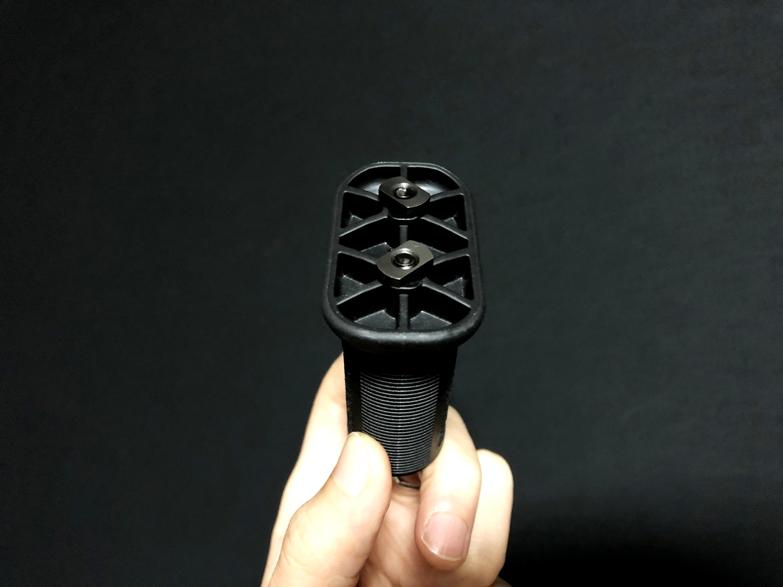 6 実物 BCM GUNFIGHTER VERTICAL GRIP MOD3 M-LOK Compatible ガンファイター バーティカル グリップ 実物 & レプリカ 違い 検証 取付 交換 正規品 新品 開封 カスタム レビュー