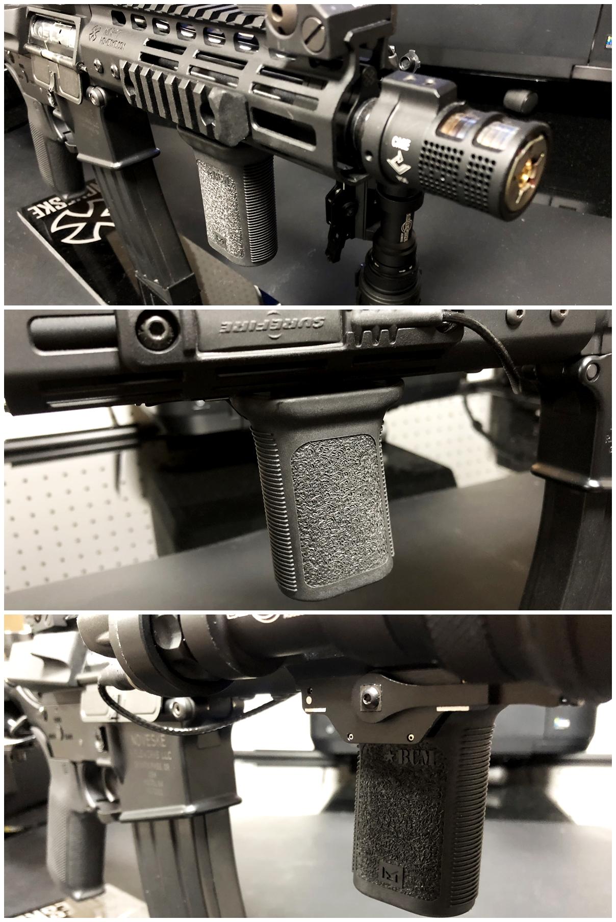 12 実物 BCM GUNFIGHTER VERTICAL GRIP MOD3 M-LOK Compatible ガンファイター バーティカル グリップ 実物 & レプリカ 違い 検証 取付 交換 正規品 新品 開封 カスタム レビュー