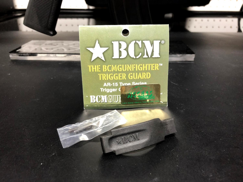 3 実物 BCM GUNFIGHTER TRIGGR GUARD MOD 0 ガンファイタートリガーガード 次世代電動ガンに実物トリガーガードを取付けてやる!! 開封 3Dプリント DIY 加工 交換 取付 正規品 新品 カスタム レビュー