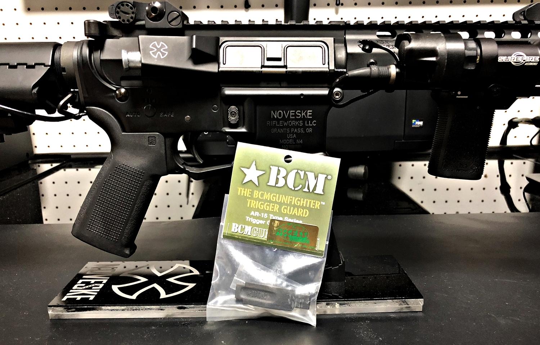 2 実物 BCM GUNFIGHTER TRIGGR GUARD MOD 0 ガンファイタートリガーガード 次世代電動ガンに実物トリガーガードを取付けてやる!! 開封 3Dプリント DIY 加工 交換 取付 正規品 新品 カスタム レビュー