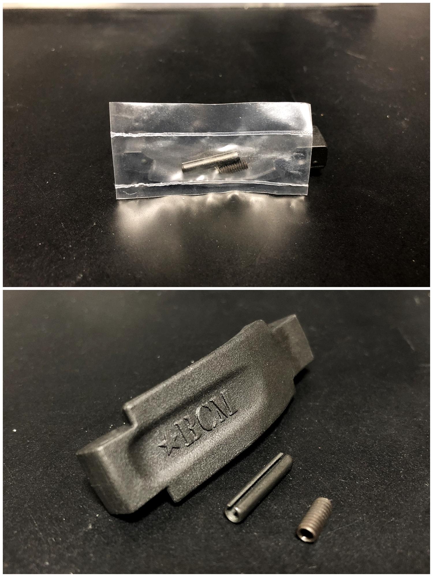 5 実物 BCM GUNFIGHTER TRIGGR GUARD MOD 0 ガンファイタートリガーガード 次世代電動ガンに実物トリガーガードを取付けてやる!! 開封 3Dプリント DIY 加工 交換 取付 正規品 新品 カスタム レビュー