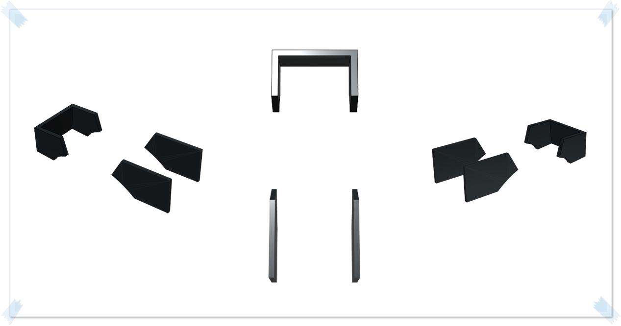 12 実物 BCM GUNFIGHTER TRIGGR GUARD MOD 0 ガンファイタートリガーガード 次世代電動ガンに実物トリガーガードを取付けてやる!! 開封 3Dプリント DIY 加工 交換 取付 正規品 新品 カスタム レビュー