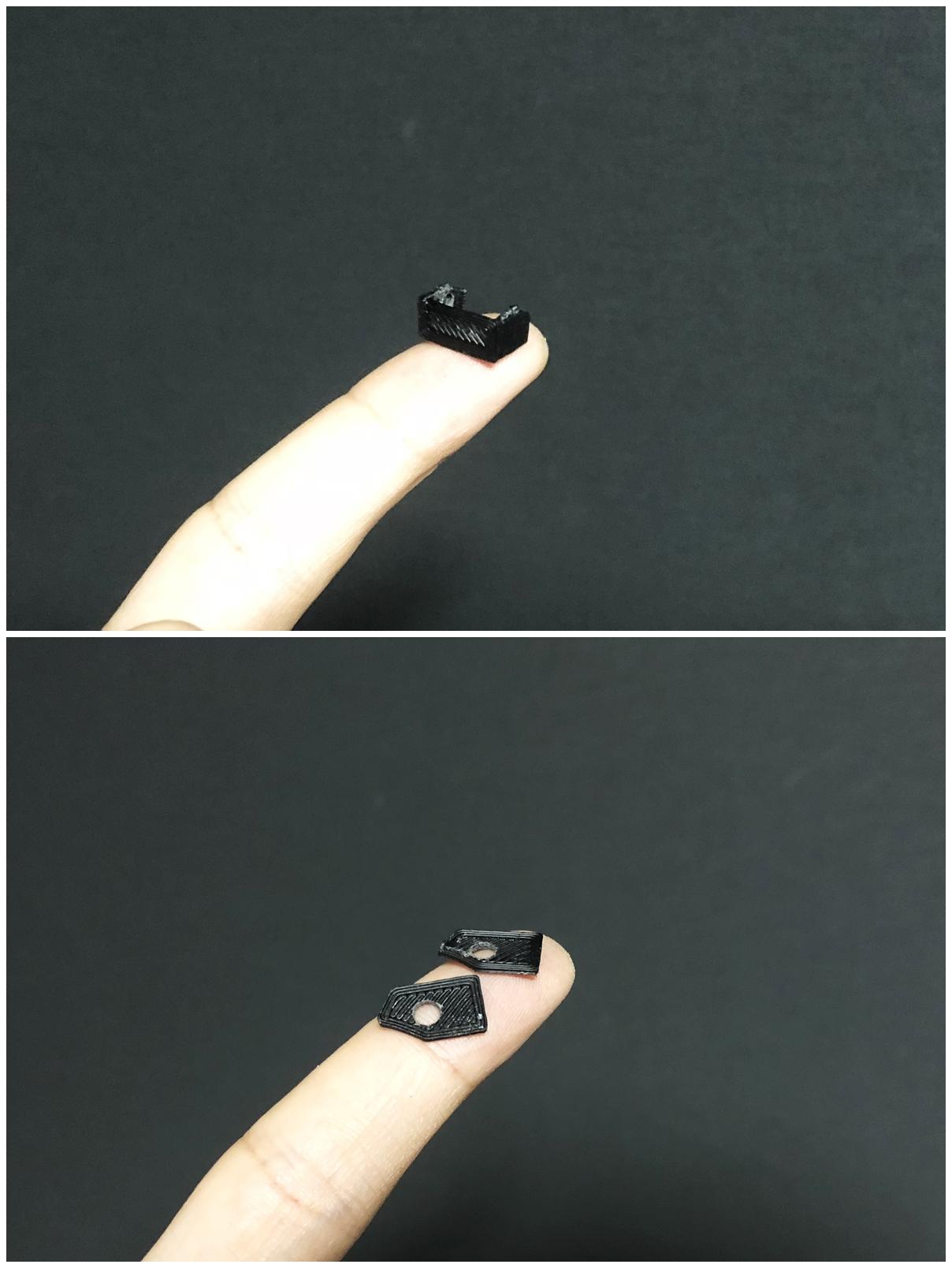 14 実物 BCM GUNFIGHTER TRIGGR GUARD MOD 0 ガンファイタートリガーガード 次世代電動ガンに実物トリガーガードを取付けてやる!! 開封 3Dプリント DIY 加工 交換 取付 正規品 新品 カスタム レビュー