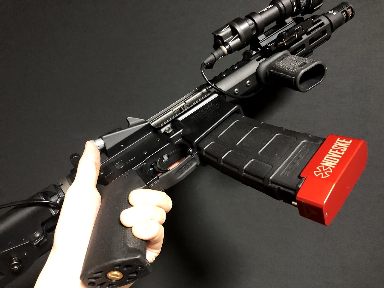 18 実物 BCM GUNFIGHTER TRIGGR GUARD MOD 0 ガンファイタートリガーガード 次世代電動ガンに実物トリガーガードを取付けてやる!! 開封 3Dプリント DIY 加工 交換 取付 正規品 新品 カスタム レビュー