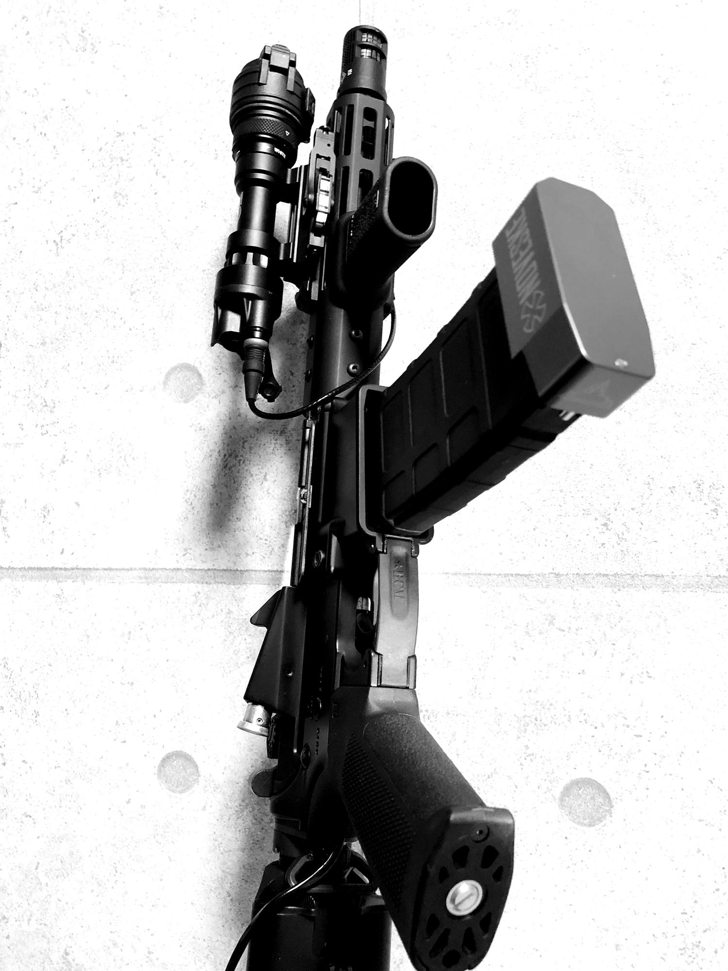 20 実物 BCM GUNFIGHTER TRIGGR GUARD MOD 0 ガンファイタートリガーガード 次世代電動ガンに実物トリガーガードを取付けてやる!! 開封 3Dプリント DIY 加工 交換 取付 正規品 新品 カスタム レビュー