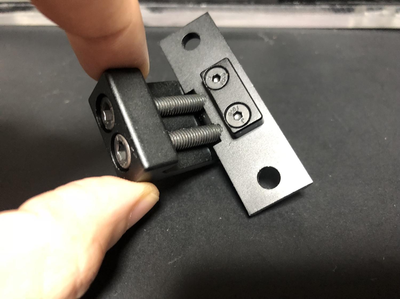 4 SUREFIRE M952V TYPE & HALEY STRATEGIC TYPE PICATINNY LIGHT MOUNT & M-LOK MAGPUL PTS Enhanced Rail Section ERS 3 オフセット セッティング カスタム 購入 開封 取付 分解 実物 レプリカ 比較 レビュー