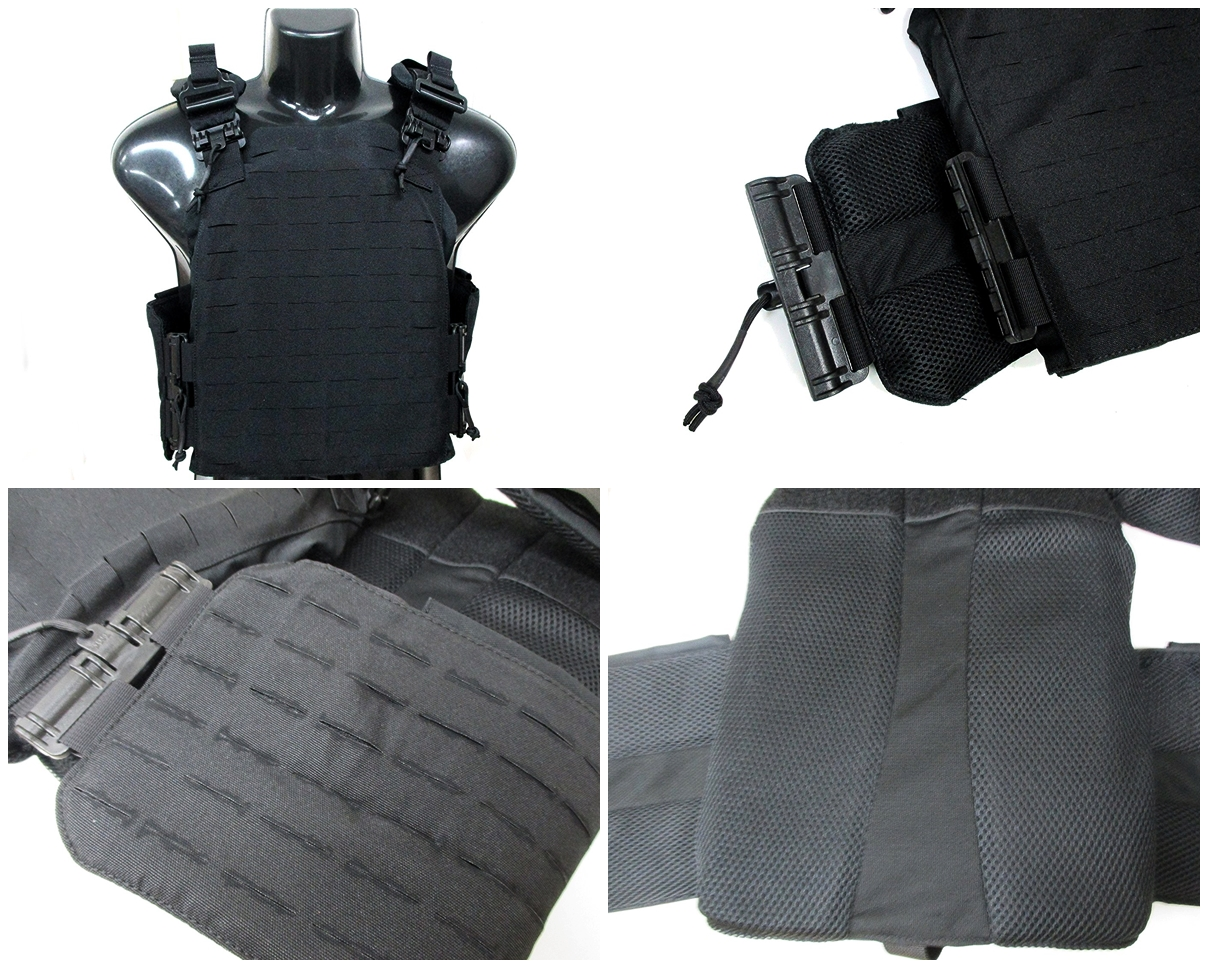 14 TMC FIRST SPEAR STRANDHOGG TYPE CUT PLATE CARRIER CUSTOM プレ