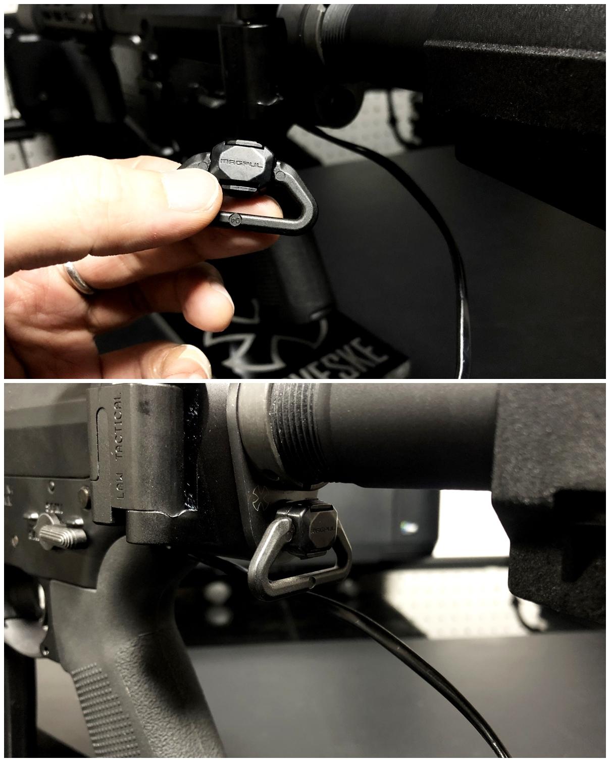 32 次世代 M4 CQB-R 電動ガン 実物 KAK SHOCKWAVE BLADE PISTOL AR-15 ストック 取付 改造 カスタム 大作戦 第7弾完結!! 最終 組み立て作業 & 初速 調整!! 実銃 ストックパイプ AR フォールディング 取付 リコイル