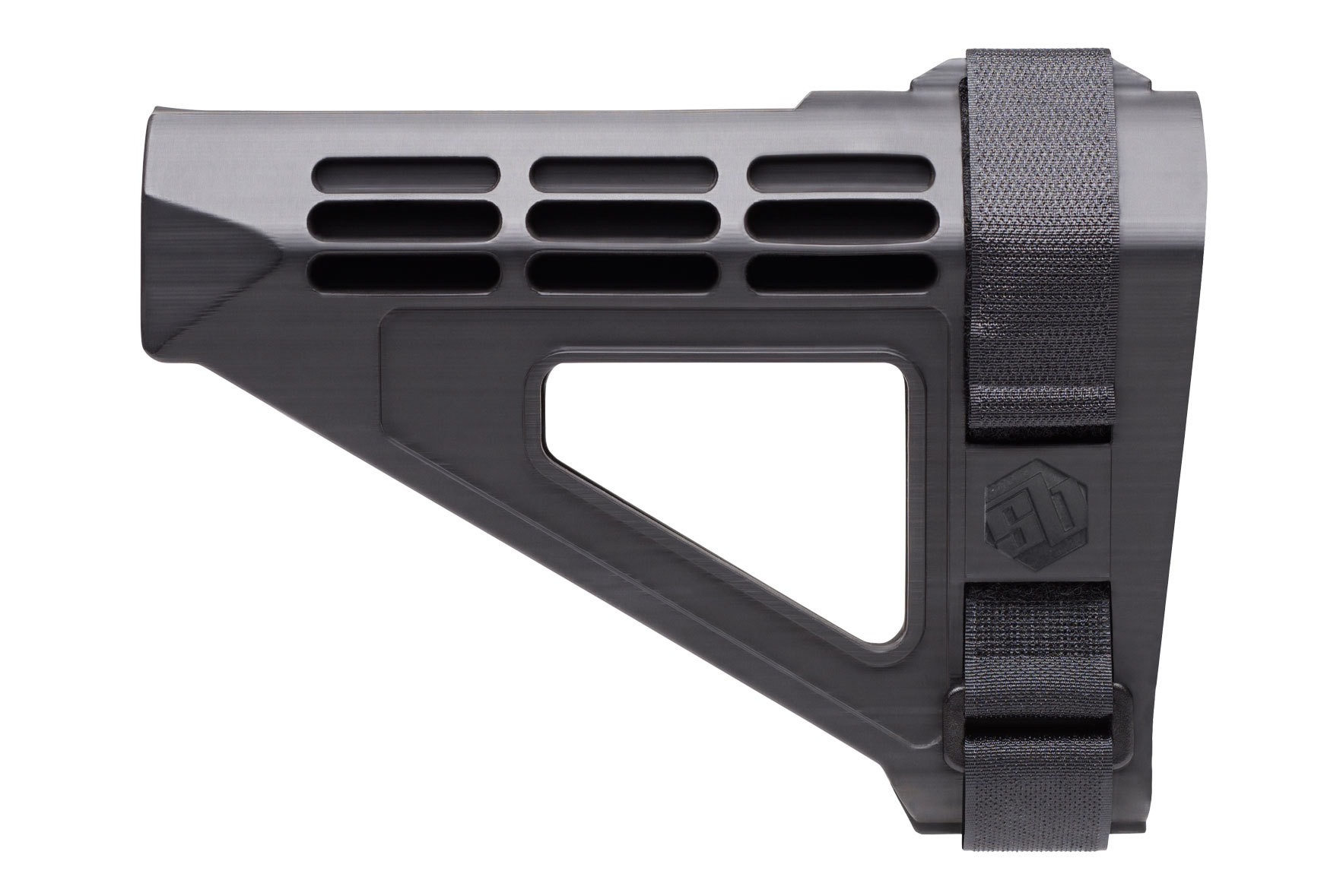 38 次世代 M4 CQB-R 電動ガン 実物 KAK SHOCKWAVE BLADE PISTOL AR-15 ストック 取付 改造 カスタム 大作戦 第7弾完結!! 最終 組み立て作業 & 初速 調整!! 実銃 ストックパイプ AR フォールディング 取付 リコイル