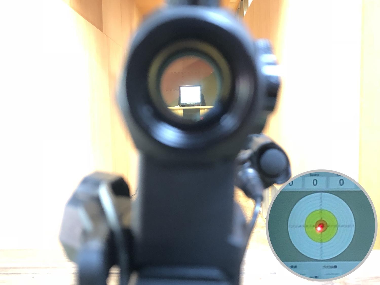 11 東京マルイ 次世代 M4 CQB-R 実物 ストックカスタム 大作戦 リコイル 調整 & SIG SAUER ROMEO5 ドット 調整!! IN SHOOTING RANGE OKAYAMA CROWS NEST シューティングレンジ クロウズ ネスト 岡山 へ行ってきまし