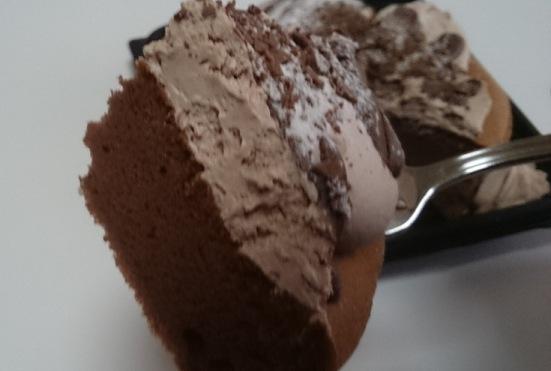 チョコスフレパンケーキ03