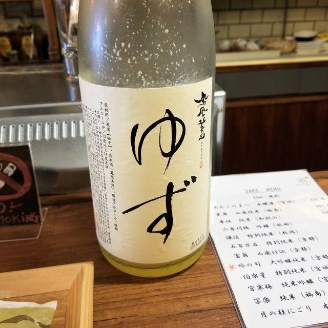 sakecafe楓fu9