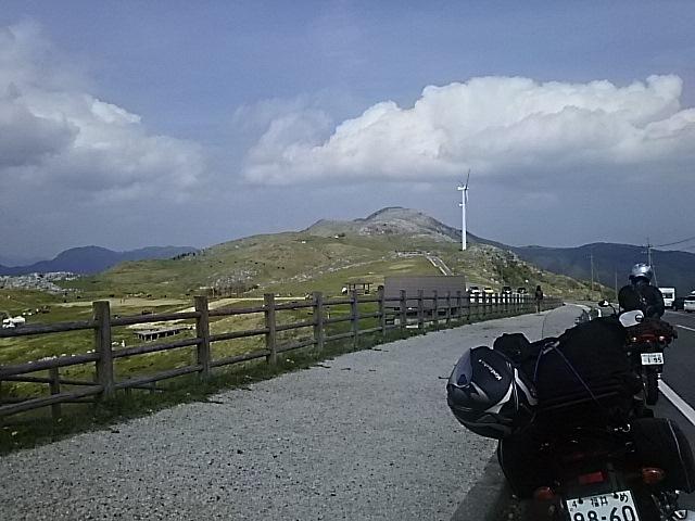 姫鶴荘から天狗高原