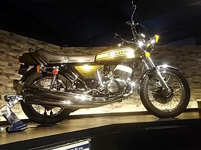 カワサキ バイク 3