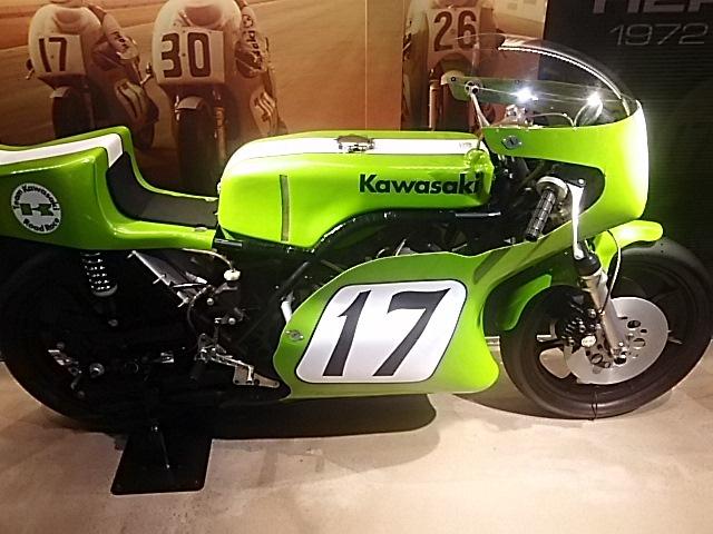 カワサキ バイク 4